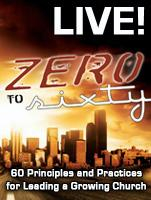 Zero to Sixty Event Graphic